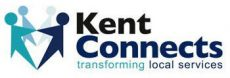 Kent Connects logo- transforming local services